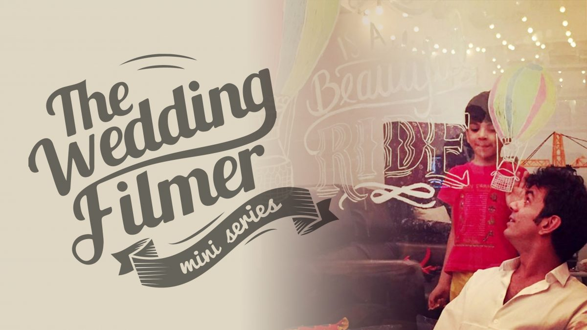 The Wedding Filmer Mini Series