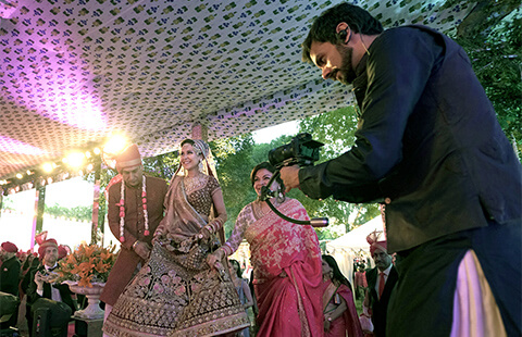 Best Wedding Videography Cinematic Wedding Videographers In India