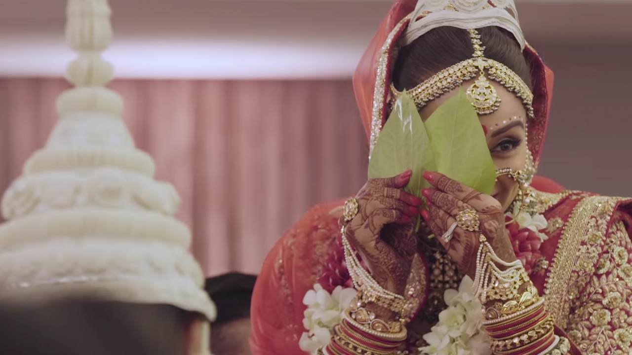 The Wedding Filmer - BIPASHA & KARAN'S WEDDING TRAILER