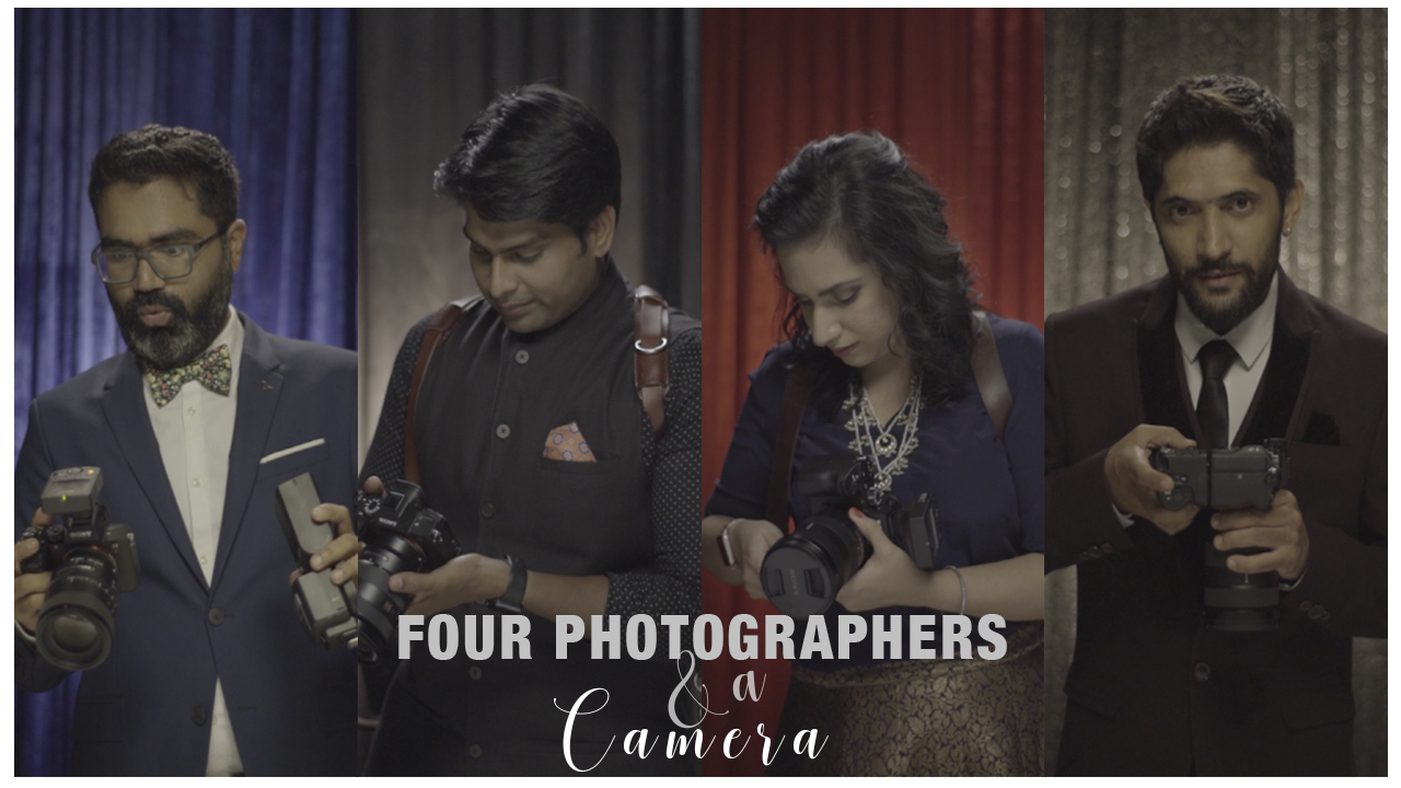 The Wedding Filmer - Wedding Photography with Sony A7R3